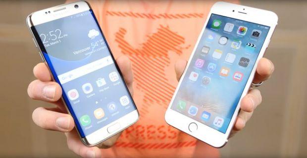 Testul pe care toata lumea voia sa-l vada! Care telefon are camera mai buna: Galaxy S7 Edge sau iPhone 6s Plus