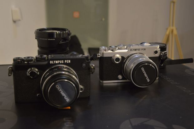 Olympus PEN-F, cel mai elegant mirrorless Micro Four Thirds, a fost prezentat in Romania