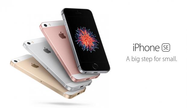 iPhone SE, telefonul Apple cu ecran de 4 inch, s-a lansat! Pret si specificatii