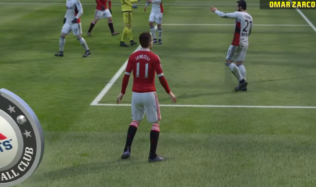 Ce e aratarea aia? Gafa la FIFA 16 de care rad toti gamerii! VIDEO