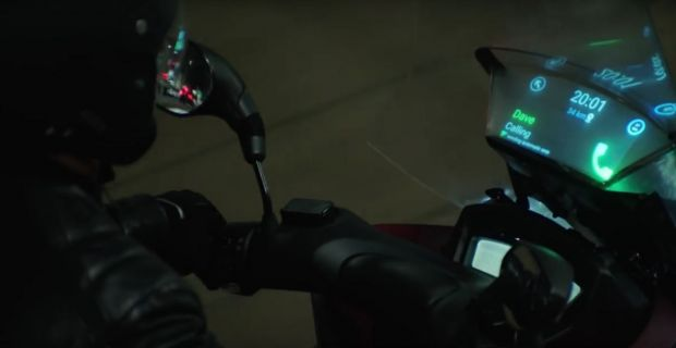 Samsung si Yamaha pregatesc o motocicleta inteligenta! Ce va putea sa faca