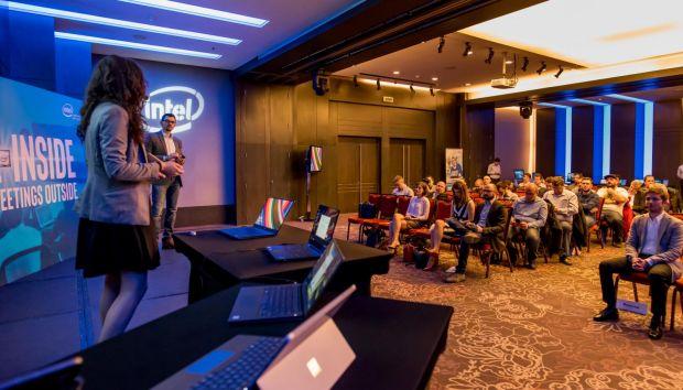 Intel a lansat in Romania noile sale procesoare Core vPro