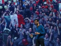 Noul sef Google a castigat o avere de cand a preluat conducerea companiei in august 2015