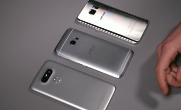 Duelul celor mai bune telefoane Android lansate in 2016! HTC 10 vs Galaxy S7 vs LG G5! Care este mai bun