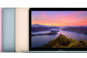 Apple a lansat noul MacBook 2016! Ce specificatii are si cat costa cele doua versiuni
