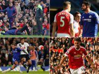 179.000 de oameni au vorbit in fiecare minut despre acest moment! TOP 10 cele mai importante faze din sezonul trecut din Premier League