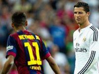 Mesajul trimis pe WhatsApp de Cristiano Ronaldo lui Neymar dupa ce Barcelona a castigat titlul