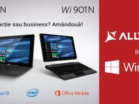 Allview a lansat doua tablete Windows dotate cu tastatura! Cat costa