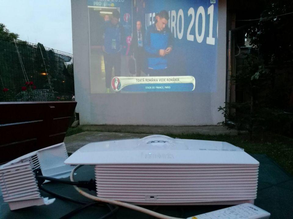 Un altfel de review | Cum am vazut meciul Romaniei de la Euro