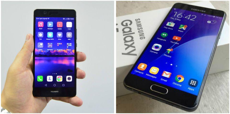 Review Huawei P9 lite vs Galaxy A5 (2016) - care e cea mai buna varianta calitate/pret
