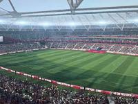 FOTO: Cum arata stadioanele in jocul FIFA 17