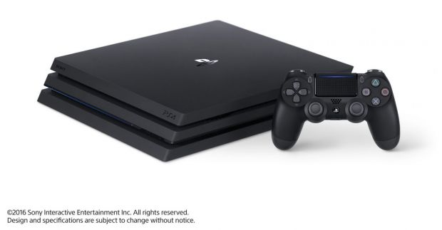 Playstation 4 Pro si Playstation 4 Slim au fost lansate oficial! Cat costa