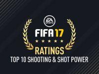 Cel mai tare top de pana acum din FIFA 17! Care sunt jucatorii cu cel mai bun si cel mai puternic sut