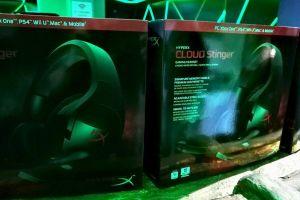 Cele mai performante casti de gaming din gama mid-range, HyperX Cloud Stinger, au ajuns in Romania. Cum sunt si cat costa