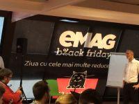 eMAG a anuntat reduceri de 35 de milioane de euro de Black Friday 2016! Care este produsul cu cea mai mare reducere: 5.000 de lei