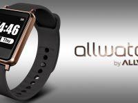Allview a lansat Allwatch, primul ceas inteligent al companiei! Cat costa si ce poate sa faca
