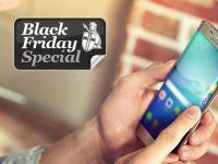 Reducere considerabila de pret pentru telefonul Samsung Galaxy S6 Edge! Cat va costa de Black Friday