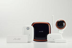 Mio a lansat sistemul Smart Home - MioSMART! Cum iti poti securiza casa cu camere si senzori de miscare