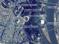 Imagini rar intalnite din Coreea de Nord! Ce se vede in cadrele filmate din satelit - VIDEO
