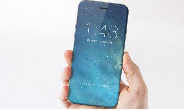 Apple pregateste un iPhone unic: display-ul va fi ca la Galaxy Edge! Anuntul facut de Wall Street Journal