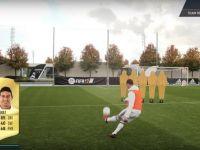 Jucatorii de la Real Madrid au recreat antrenamentele din jocul FIFA 17