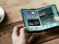 Samsung va da lovitura! Pregateste un telefon pliabil, care se transforma in tableta