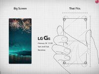 Surpriza pregatita de LG: noul G6 arata incredibil! Cand va fi lansat si cat va costa