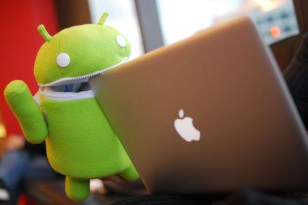 Android si iOS au acaparat 99,6% din piata smartphone-urilor