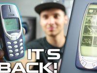 Surpriza cu care va veni noua versiune a Nokia 3310! Ce se va intampla la evenimentul de duminica