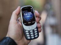 Nokia 3310 a fost relansat oficial! Cum arata jocul Snake pe noua versiune a telefonului