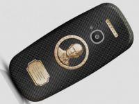 Nu e gluma! Nokia 3310 cu chipul lui Putin placat cu aur a fost creat! Pretul este incredibil