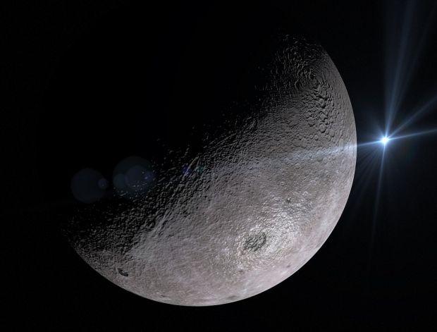 NASA a descoperit o nava disparuta acum 8 ani, pe orbita Lunii