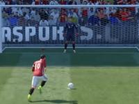 Penalty-urile in FIFA 17 devin  de 10 ori mai dificile