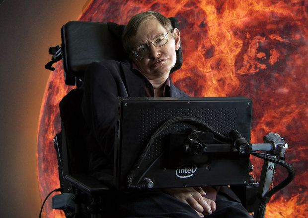 Nu am crezut ca se va mai intampla asta!  Anuntul surprinzator facut de Stephen Hawking