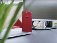 Unboxing iPhone 7 rosu: ce se afla in cutia celei mai noi variante de iPhone