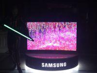 Samsung a lansat noua gama de televizoare premium QLED in Romania