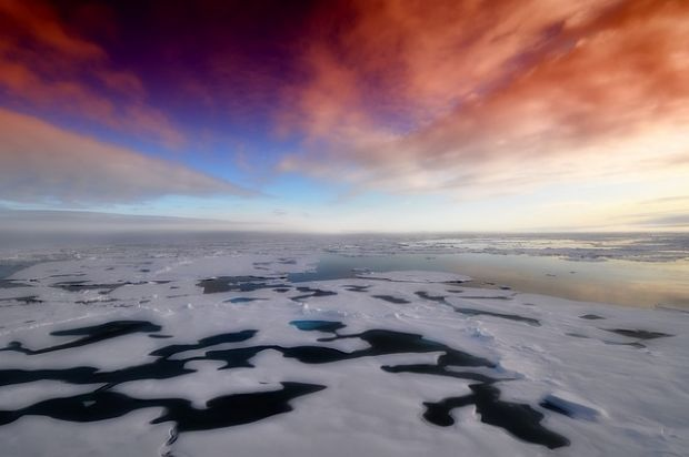 Imagini tulburatoare surprinse la Polul Sud! Cercetatorii credeau ca asa ceva este imposibil