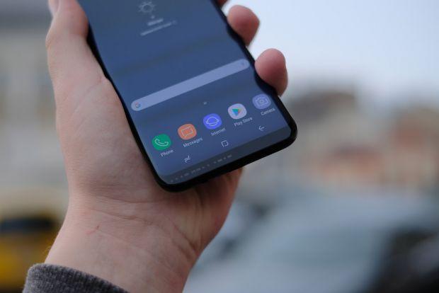 O noua problema anuntata de utilizatorii Galaxy S8! Ce au patit in timp ce foloseau telefonul