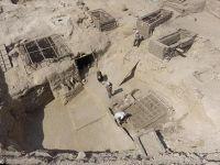 Descoperire neasteptata in Egipt! Pentru prima data a fost gasit asa ceva langa un mormant