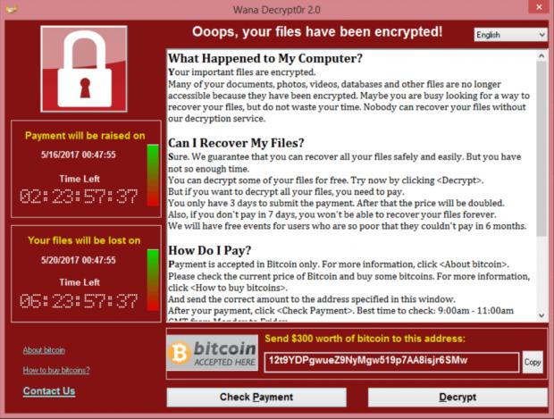 Raport CERT-RO: Cate calculatoare din Romania au fost afectate de virusul WannaCry