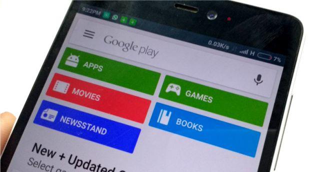 Un virus se raspandeste prin mai multe aplicatii din Google Play Store