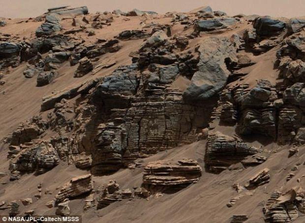 Descoperire importanta despre viata pe Marte! Ce a gasit Curiosity