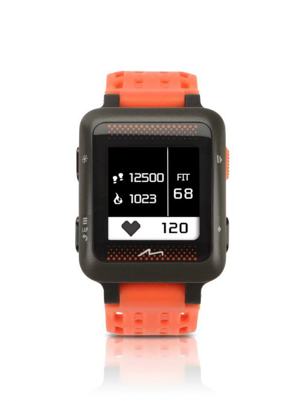 Mio MiVia Run 350, ceas cu GPS si monitor de ritm cardiac integrat, este disponibil si in Romania