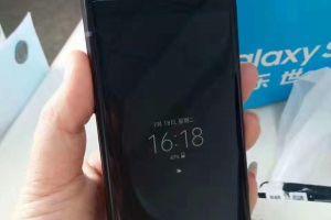 Galaxy S8 in varianta cu clapeta? Samsung pregateste un smartphone surprinzator