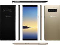 Noi imagini cu Galaxy Note 8! Fanii Samsung vor avea o surpriza placuta