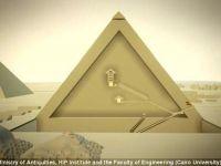 Cercetatorii sunt aproape de o descoperire uriasa! In Marea Piramida exista o incapere secreta