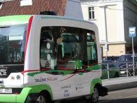 Un oras european a introdus autobuze fara sofer! Ce s-a intamplat cand au intrat intr-o intersectie