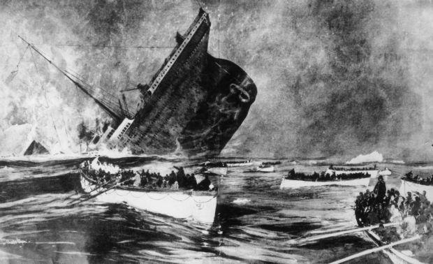 Titanicul nu s-a scufundat din cauza unui ghetar! O teorie surprinzatoare explica adevaratul motiv al tragediei
