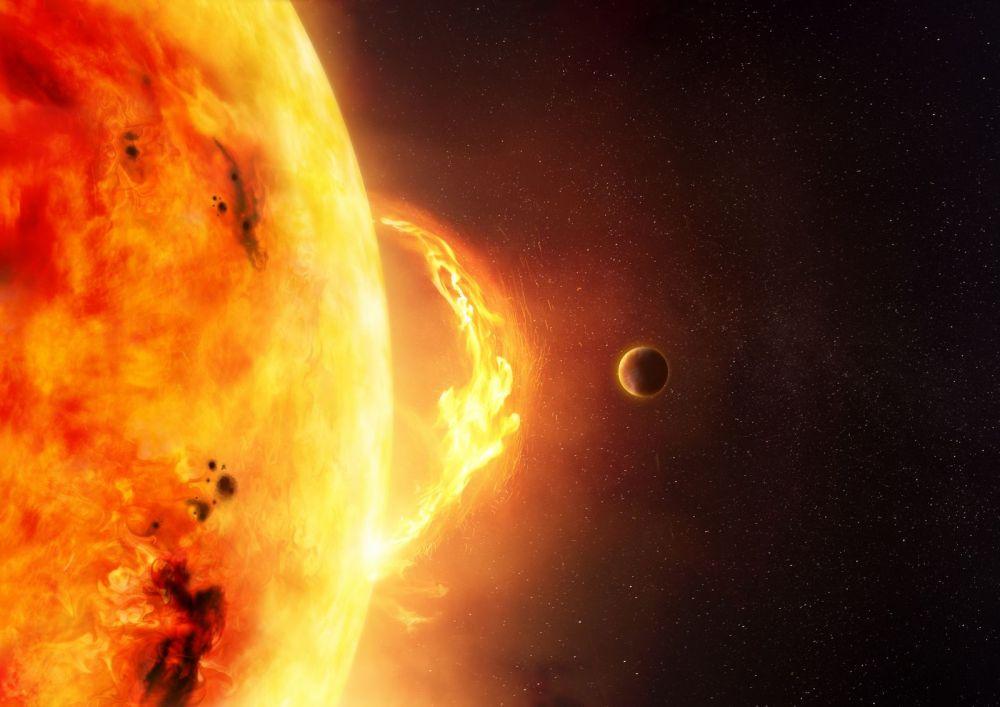 Anuntul care a speriat pe toata lumea! Cea mai puternica eruptie solara a avut loc! Ce spun cercetatorii