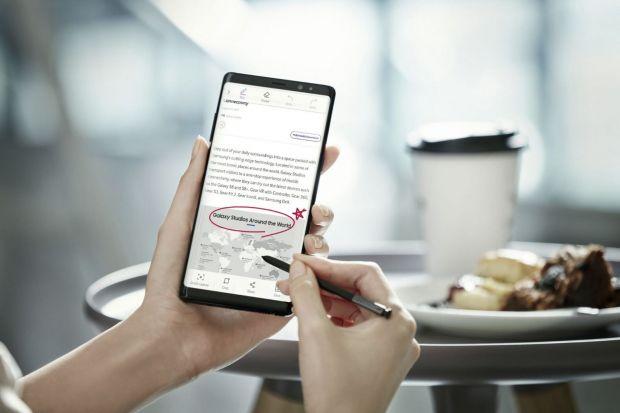 Cat de bine se vinde Galaxy Note 8! Samsung anunta un numar record de precomenzi